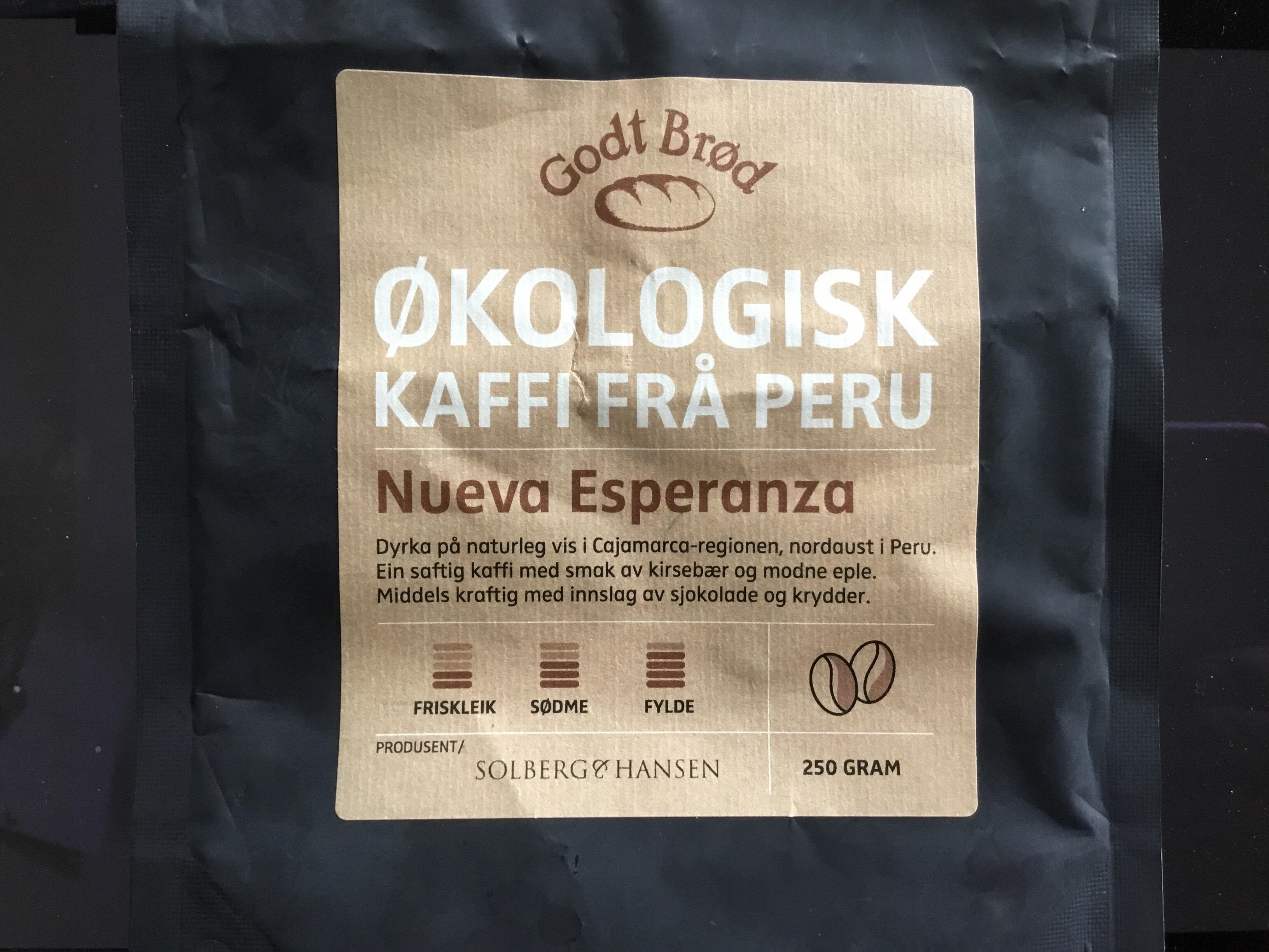ØKOLOGISK Nueva Esperanza
